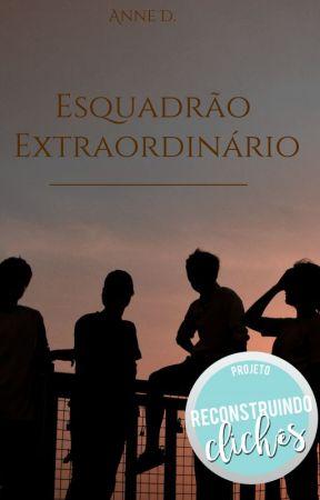 Esquadrão Extraordinário by Annee_D