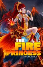 The Fire Princess by blue_bliss
