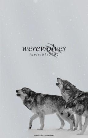 Werewolves  by Baconrules5792