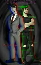 The demons that need me (Darkiplier X Reader X Antisepticeye by H20_Fan_