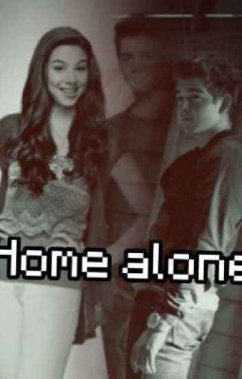 Home alone (thundermans fanfic)