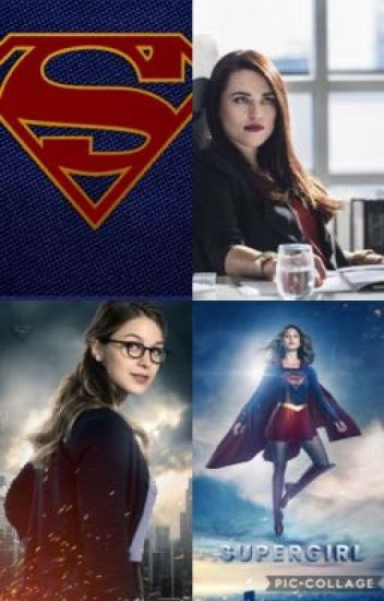 A Luthor and a Super, who knew they could be so perfect for each other