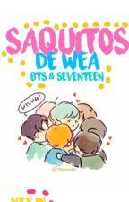 Saquitos de wea *BTS & 4 integrantes de SEVENTEEN*  C H I L E N S I S. by suckjin_