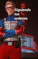 Soy una Superheroina?!?! (Henry danger y tu) by sofi_rilakkuma