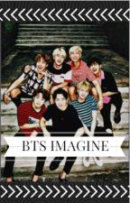 BTS IMAGINE FR  [EN PAUSE] [RÉÉCRITURE] by Park_Cheniie