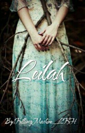 Leilah by 14_Leilah_and_Hoodie