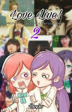 Love Live! » Memes Seiyuus & Personajes 2. by -Hxrasho-