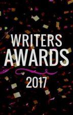 Writers Awards 2017 by writers_awards