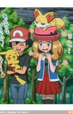 Amourshipping: Especial San Valentin (one-shot) by PatoXII12