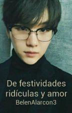 De festividades ridículas y amor •YoonMin• by BelenAlarcon3