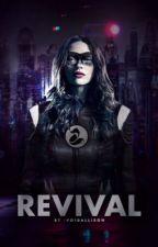 Revival ⚬ Barry Allen [2] by -voidallison