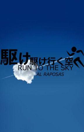 Run to the Sky by alraposas