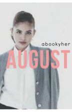 August by abookbyher