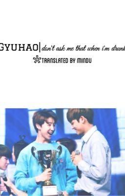 gyuhao | phạt hôn