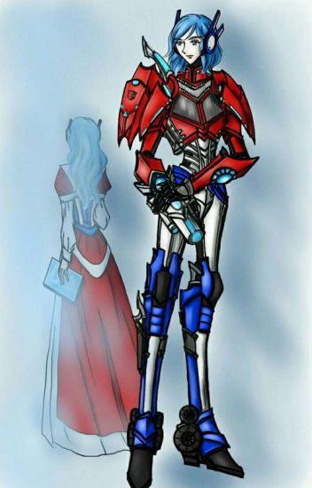 Optimus Prime's lost daughter - Optima Oriana Pax Prime