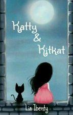 Katty dan Kitkat by vanillahimalayacat