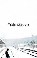 "Train station ""محطة القطار""  by iBkook"