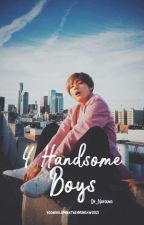 [✔] 4 handsome boy by euphoswria