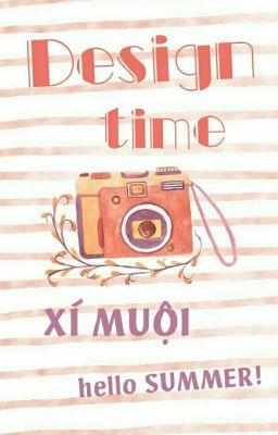 Design bìa truyện cho tác giả