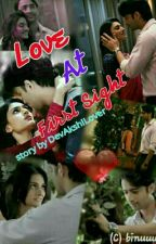 Devakshi OS-Love at first sight by Ankiecool21