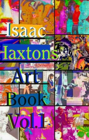isaac haxtons art book vol 1  by hotpressass