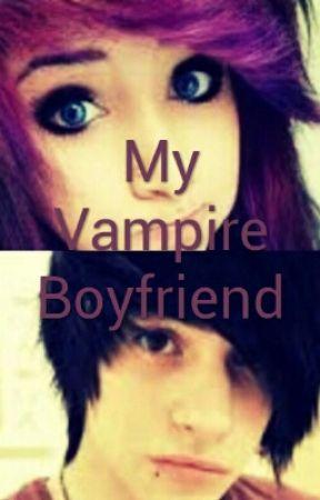 My Vampire Boyfriend  by shadowfae