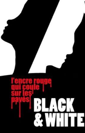 BLACK & WHITE / en pause by -Marie-Marie-