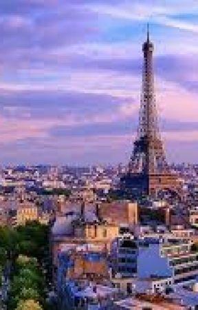 París love affair by Ren_Hibari