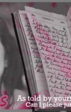 Scribbles (A Niall Horan fan fiction) by bangaz