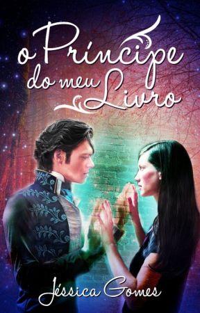 Livro 1 - O Príncipe do Meu Livro by JssicaGomesVenncio