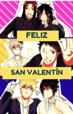 San Valentin ll by SasUchiha