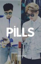 PILLS ↪ LayBaek. by purplexing10