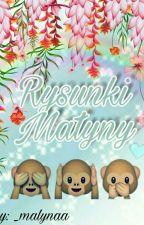 Rysunki Małyny by _malynaa