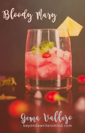 Bloody Mary: picante por san valentín. by GemAysh