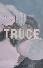 Truce - Destiel (AU) by mishacolls