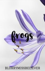 Frogs (Jyler) by blurrymissbeliever