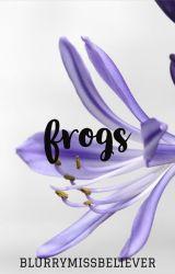 Frogs (Jyler) by blurrymissbeliever