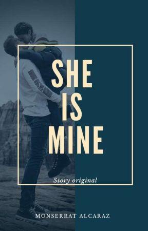 She's Mine by jenifer110997