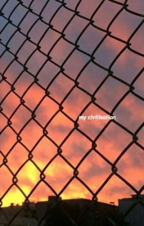 My civilisation //Daryl fan fic// by Lunahx