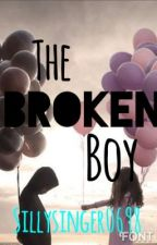 The Broken Boy by UtterlyBroken98