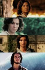 Just the Beginning (Prince Caspian) by KaylaRenee98