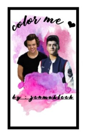 color me ;;; zarry au {complete} by zenmahleek