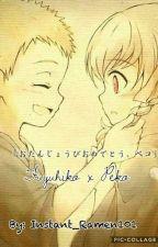 Fuyuhiko x Peko by Instant_Ramen101