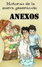 Historias de la nueva generación - ANEXOS by ALeeMar
