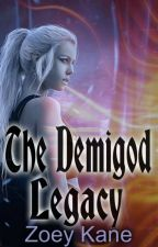 The Demigod Legacy (Slowly Writing) by EvermoreWriting