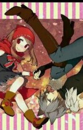 The Wolf and Little Red Ridding Hood by peace_and_love224