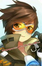 Her. (An Overwatch Tracer x Male Reader story.) by Nueva8