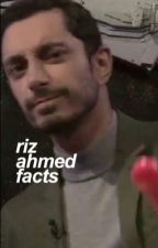 RIZ AHMED FACTS  by rebcls