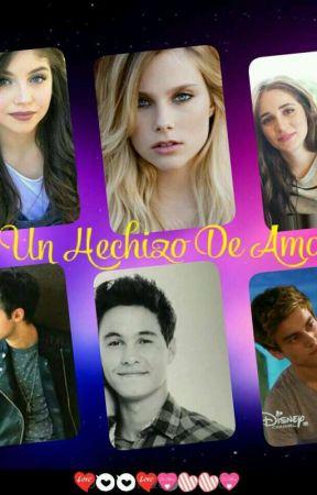 Un Hechizo de Amor  by azar100