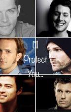 I'll Protect You (Destiel/Sabriel/Michifer High School AU) by SPN___123